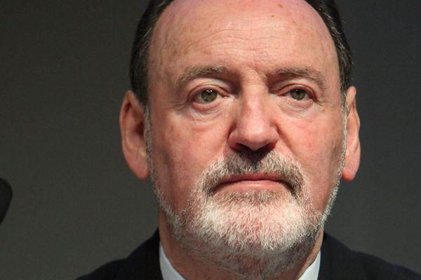 Michel Teulet a été élu maire de Gagny en 1995.