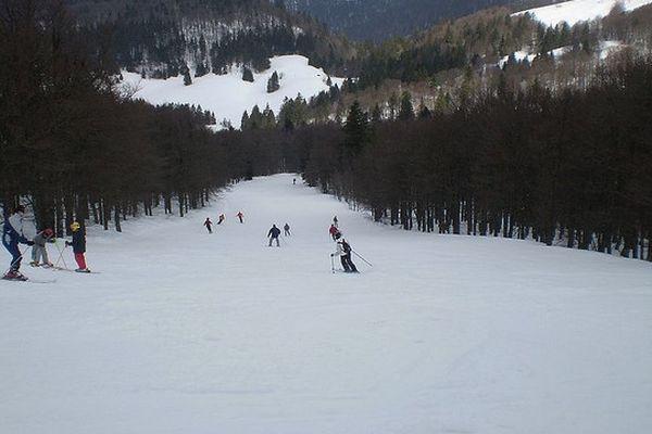 Le domaine de La Bresse-Hohneck