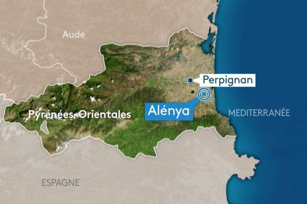 Alénya (Pyrénées-Orientales)