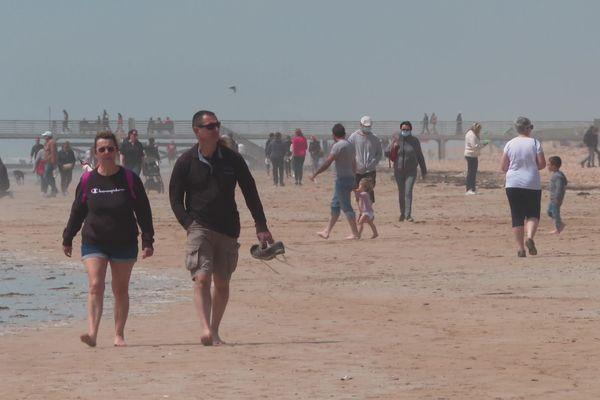 La barrière des 10 kilomètres levée, les touristes reviennent sur la côte vendéenne.
