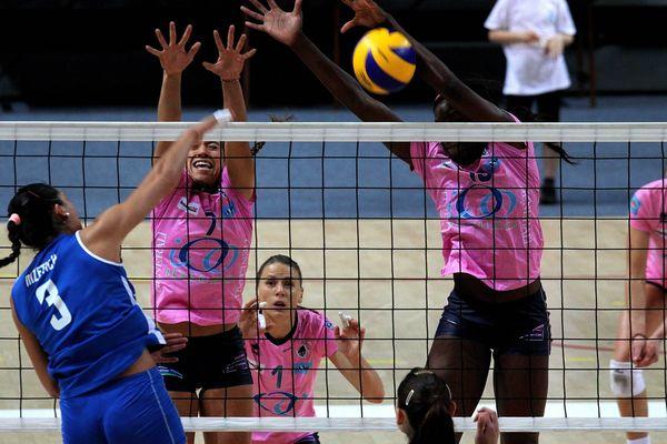 Volley-Ball en ligue A féminine