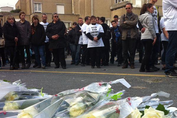 200 personnes à la seconde marche blanche à Witry-lès-Reims