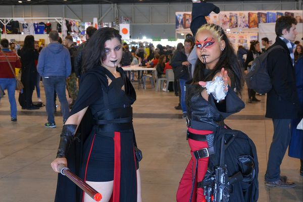 Du 22 au 23 février 2019, la déferlante cosplay au Japan Expo Sud, à Marseille.
