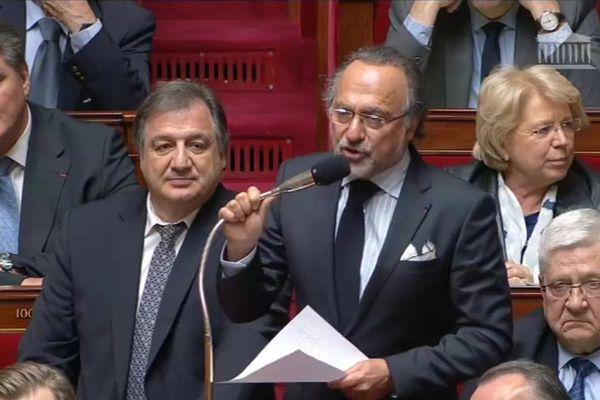 Olivier Dassault député UMP de l'Oise