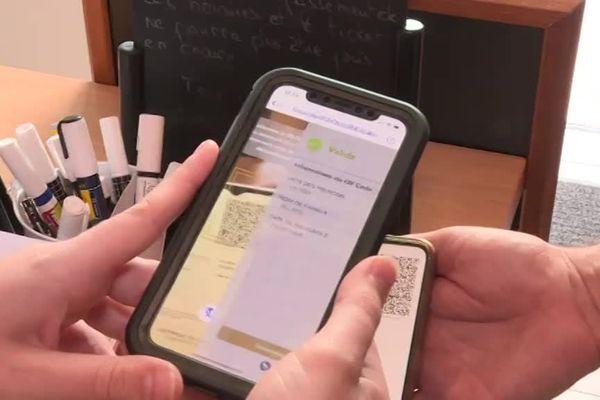 Quatre restaurants du Territoire de Belfort se sont portés volontaires pour expérimenter le pass sanitaire.