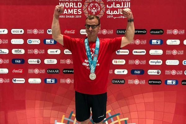Jérôme Talandier en catégorie - de 75 kg est monté sur la 2e marche du podium.