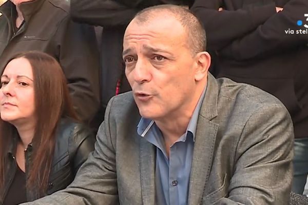 Jean-Marc Lanfranchi, candidat Core in Fronte à Ajaccio