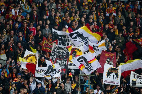le 29 octobre 2012, au stade Bollaert Delelis.