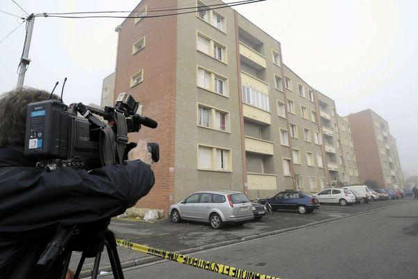 L'homme s'était pris en photo devant l'ancien domicile de Mohammed Merah à Toulouse