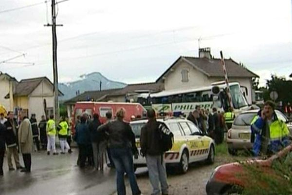 Le 2 juin 2008, le drame d'Allinges en Haute-Savoie