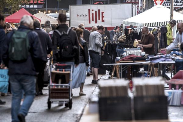 Braderie de Lille 2017 : du monde mais moins qu'avant...