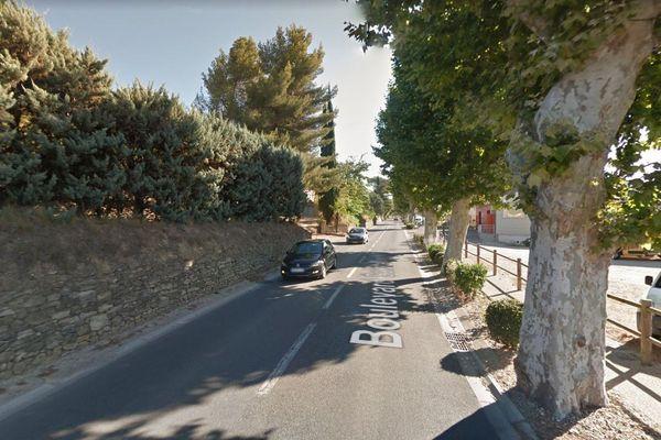 Accident mortel, mercredi soir à La Tour d'Aigues (Vaucluse)