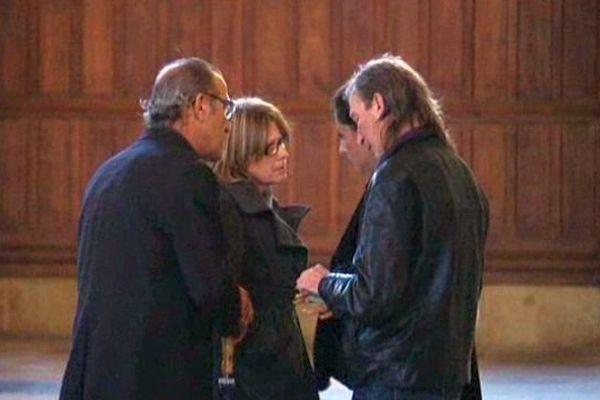 La mère de Marion Bouchard assiste au procès du meurtrier présumé de sa fille, qui a débuté aux assises de Côte d'Or lundi 21 octobre 2013