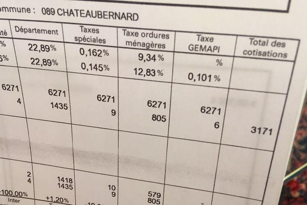 Une hausse de 40% de la taxe sur les ordures ménagères à Châteaubernard en Charente