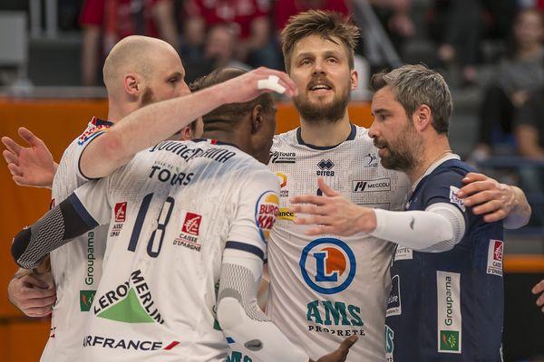 Champion de France 2017-2018, le Tours Volley Ball a un titre à défendre