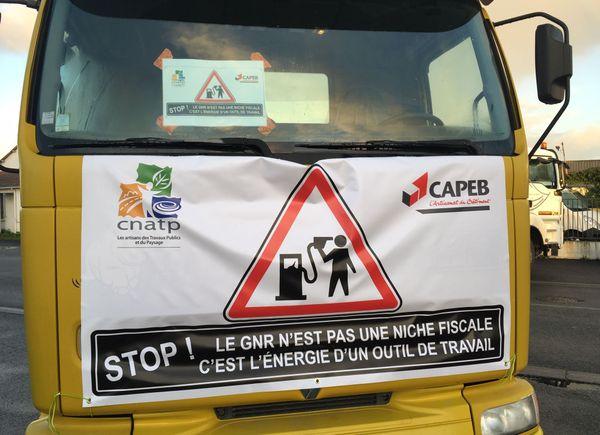 Les artisans du BTP s'opposent à la hausse du prix du GNR