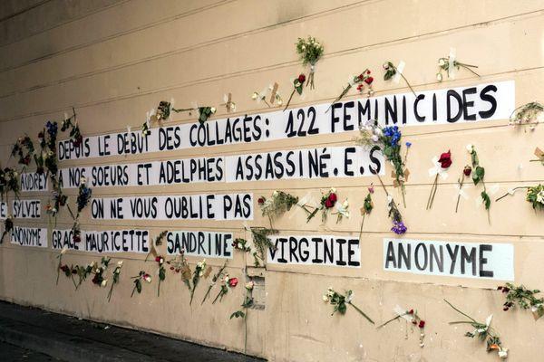 Le collectif Nous toutes 67 lutte contre les violences faites aux femmes