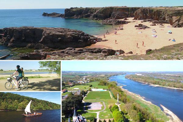 Les Pays de la Loire, un tourisme entre terre et mer