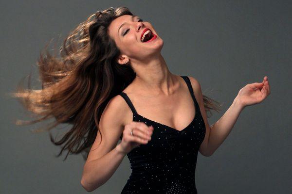 """Catherine Trottmann, révélation lyrique de l'année 2017 aux Victoires de la musique se produira le 18 septembre dans un récital intitulé """"I feel Pretty""""."""
