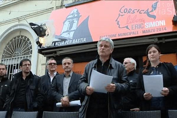 Bastia, le 10 mars 2014