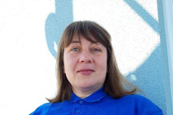 Caroline Wodli, aide-soignante à la maison d'accueil spécialisée du Mont des oiseaux