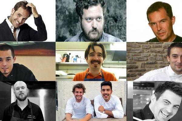 Neuf chefs réputés accueilleront le public du festival des Francos Gourmandes dans un restaurant éphémère du 7 au 9 juin 2013 à Tournus