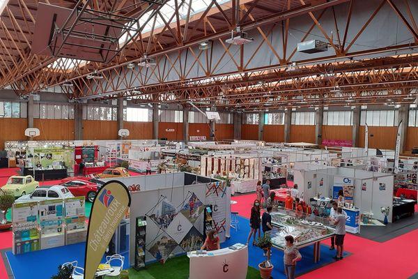 Annulée l'année dernière en raison de la crise sanitaire, la foire expo de Châteauroux s'est ouvert ce 18 juin 2021