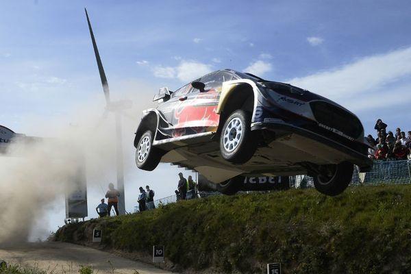 Sébastien Ogier a remporté dimanche le rallye du Portugal.