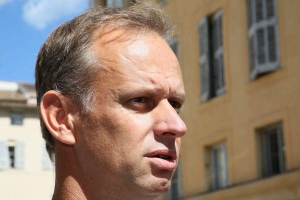 Serge Mannoni , devant la Cour d'appel d'Aix-en-Provence le 11/09/17