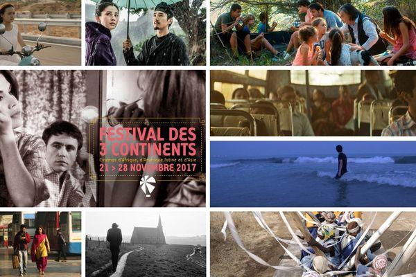 Les films en compétition internationale au Festival des 3 continents