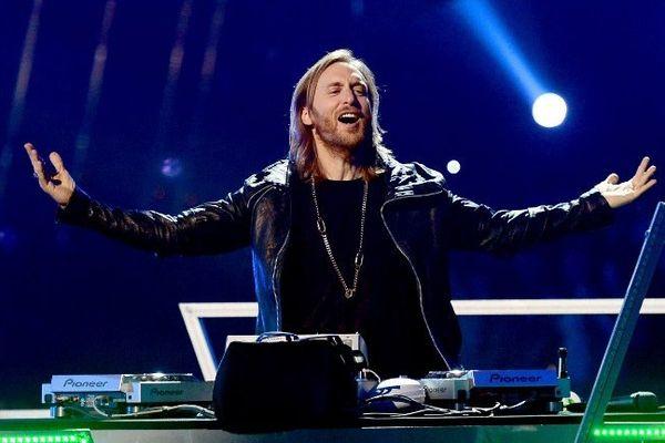 David Guetta en 2013.