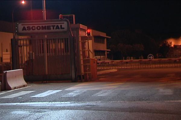 L'explosion d'un four à métal en fusion a eu lieu jeudi soir dans le site d'Ascometal à Fos-du-Mer.