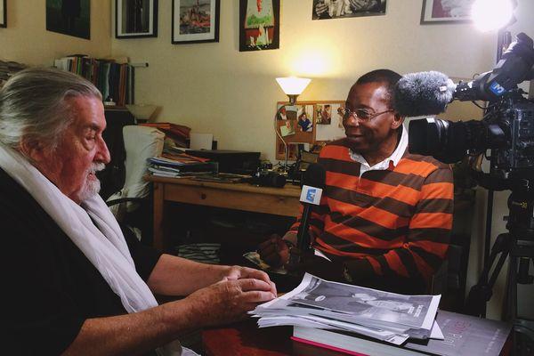 Hugues Vassal interviewé par Théophile Mbaka