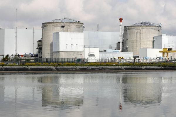 """La centrale nucléaire de Fessenheim doit fermer ses portes """"fin 2018, début 2019""""."""
