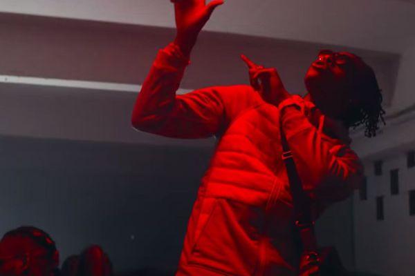 "Koba LaD dans son dernier clip ""Mortel"""