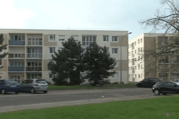 Le couple de présumés terroristes a été arrêté mardi (4 novembre) dans la résidence du Maréchal Leclerc à Saint-Pierre-les-Elbeuf.