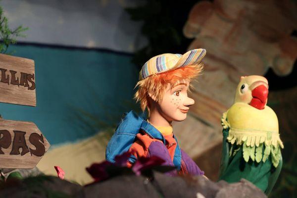 Le théâtre de marionnettes lillois a prévu plus de 100 représentations jusqu'en octobre