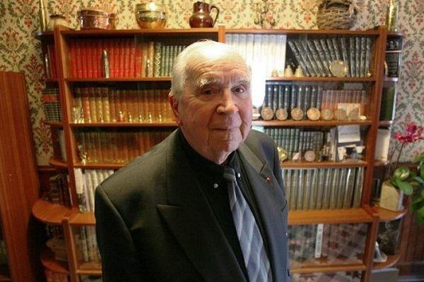 Roger Sénié en 2007.