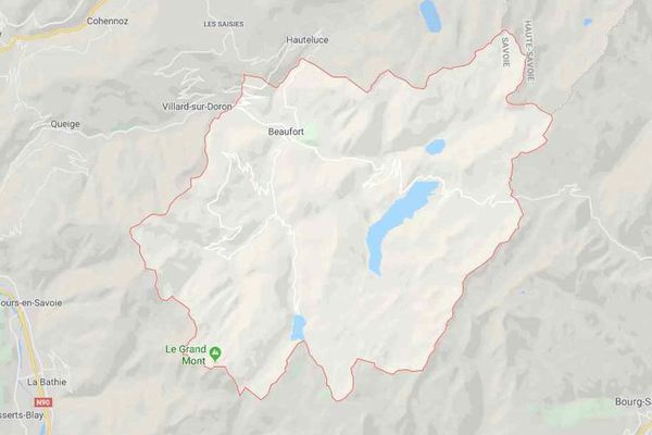 Le drame s'est produit sur la route qui mène au barrage de Roselend. La victime était âgée d'une soixantaine d'années.