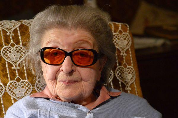 Pierrette Arnal, infirmière résistante et passionnée d'histoire a offert ses récits aux archives publiques.