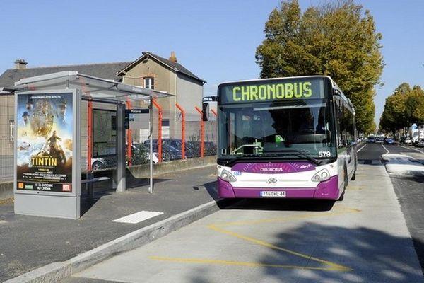 Quatre premières lignes de Chronobus dans l'agglomération nantaise le 1er octobre, d'autre suivront en 2013 et 2014