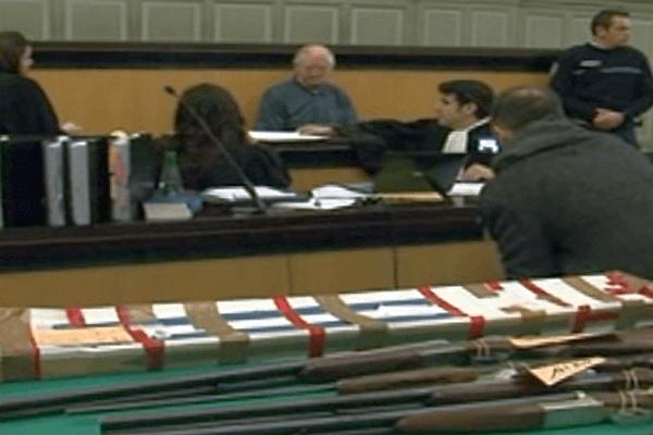 Perpignan - 3e jour du procès de Joachim Toro, accusé du triple meurtre de Rivesaltes - 27 janvier 2016.
