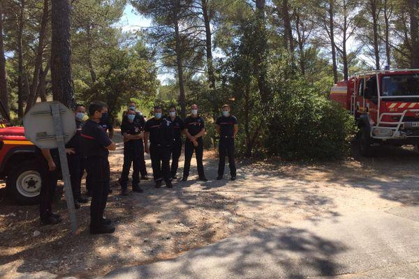 Comme lors du précédent épisode de mistral, où 1.000 hectares étaient partis en fumée à Martigues, les pompiers sont de nouveau en alerte et pré-positionnés.