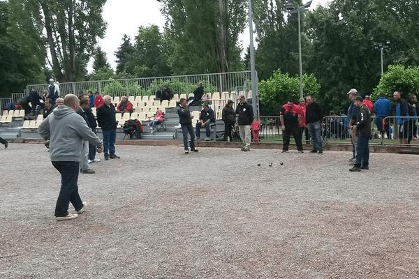 5e national de pétanque à Bellac en Haute-Vienne