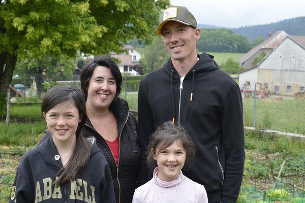 Michel et Julie ainsi que leurs enfants souhaitent être bien plus autonomes au niveau alimentaire.