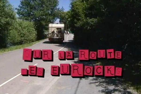 Tous les chemins mènent.... aux Eurockéennes