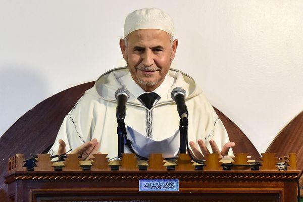 Amar Lasfar, recteur de la mosquée de Lille et président de l'UOIF.