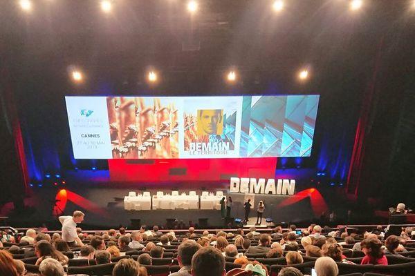 Cannes, capitale du notariat le temps d'un congrès.
