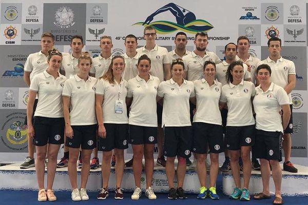 Le sociétaire de l'ASPTT Orléans, réserviste, fait partie de l'équipe de France engagée sur les championnats du monde militaire à Rio