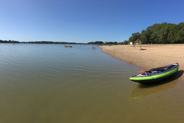 Lac de Vioreau Joué-sur-Erdre Loire-Atlantique